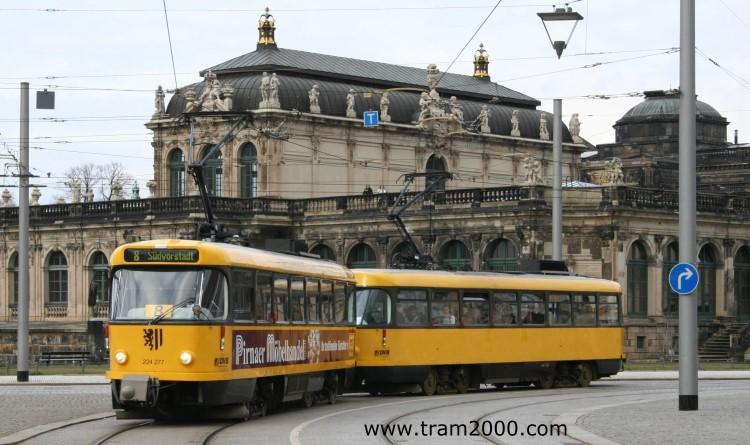 Dresden straßenbahn in Straßenbahn Dresden