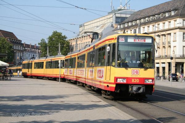 Tram2000 Karlsruhe